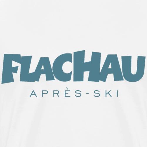 Flachau Après-Ski Wintersport - Männer Premium T-Shirt