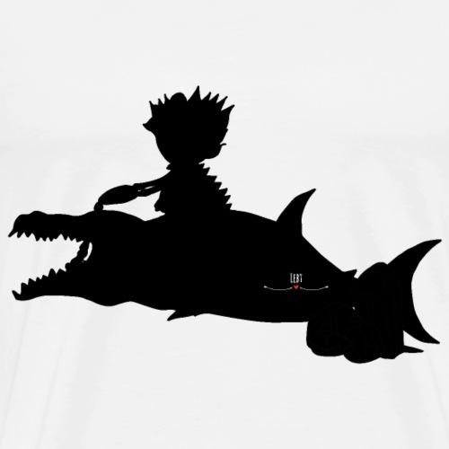Energiewesen Pistrili - Männer Premium T-Shirt