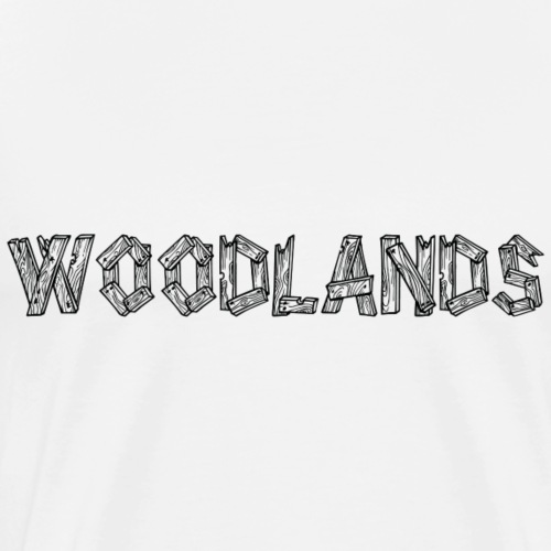 Woodlands - Men's Premium T-Shirt