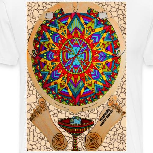 Pisapiedra - Camiseta premium hombre
