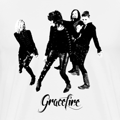 Gracefire posing - Männer Premium T-Shirt