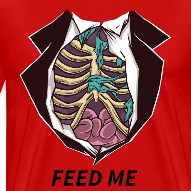 feed me zombiebauch