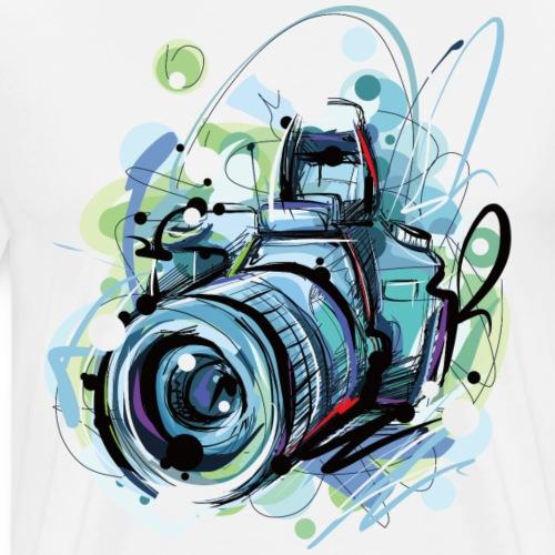 kamera - Camiseta premium hombre
