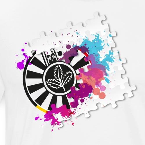 Puzzle rt - Männer Premium T-Shirt