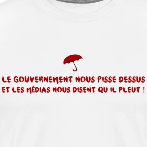 parapluie - T-shirt Premium Homme