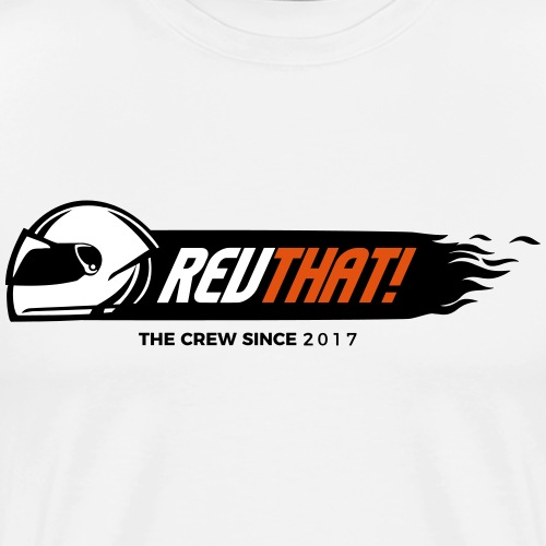 REVTHAT The Crew Since 2017 - Mannen Premium T-shirt