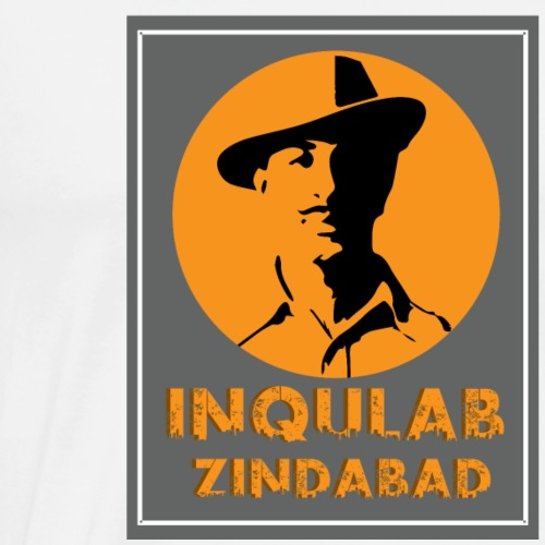 Bhagat Singh Tee - Men's Premium T-Shirt