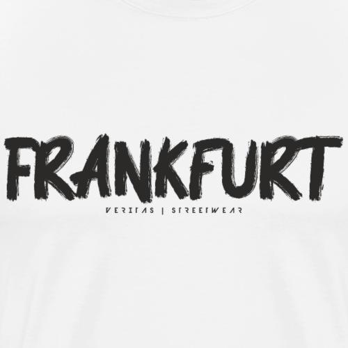 Frankfurt - Veritas Streetwear - Männer Premium T-Shirt