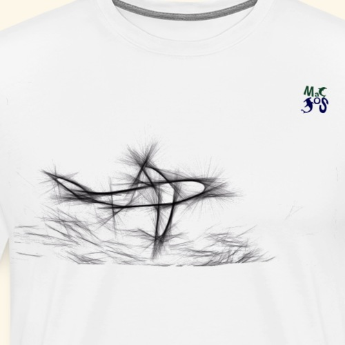 shark 03 21 - Men's Premium T-Shirt
