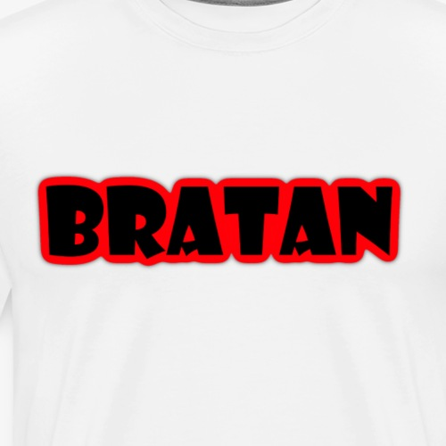 BRATAN - Männer Premium T-Shirt