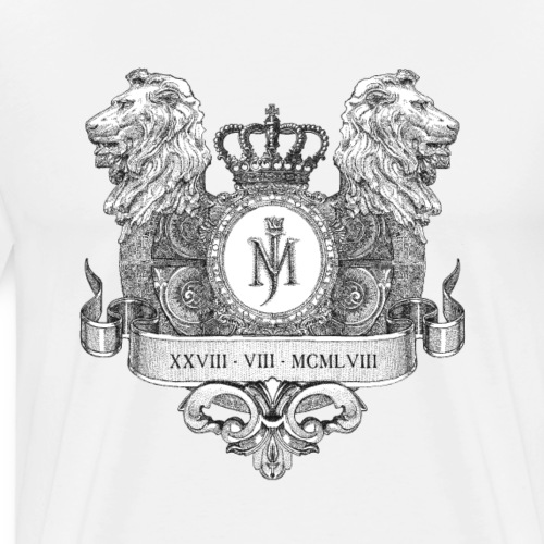 MJjEmbleme - T-shirt Premium Homme