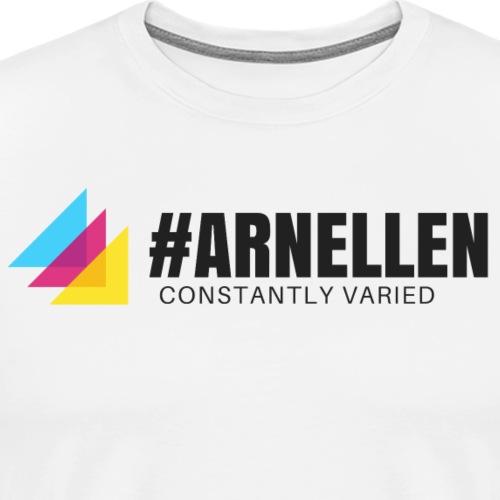 Arnellen - Premium-T-shirt herr