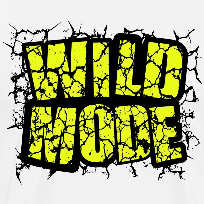 WILD MODE NEGRO Y VERDE
