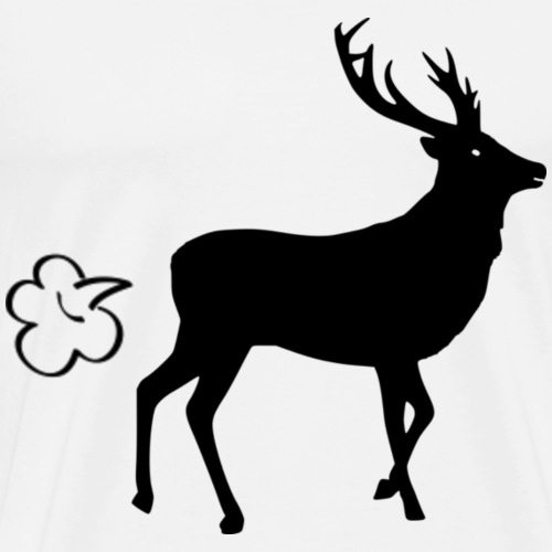 Le pet du Wapiti - Men's Premium T-Shirt