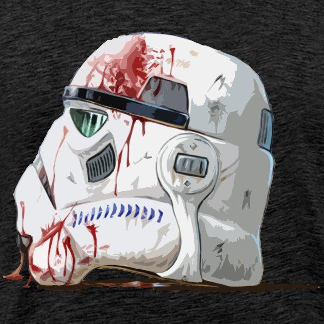 Fallen Stormtrooper