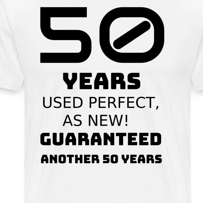 50 years funny happy birthday