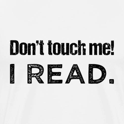 0077 Leser | Buchliebhaber | Bookrebels | Frech