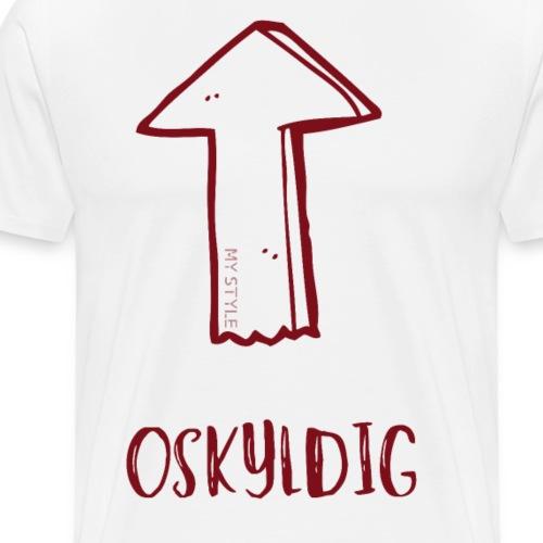 OSKYLDIG