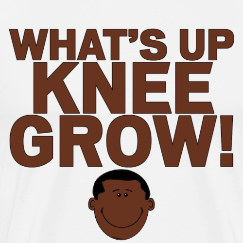 Knee Grow - Men's Premium T-Shirt