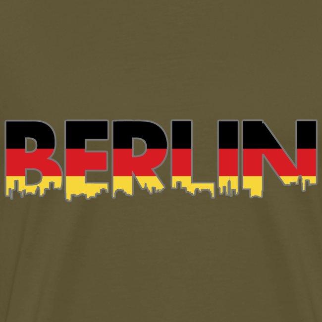 Berlin Typografie
