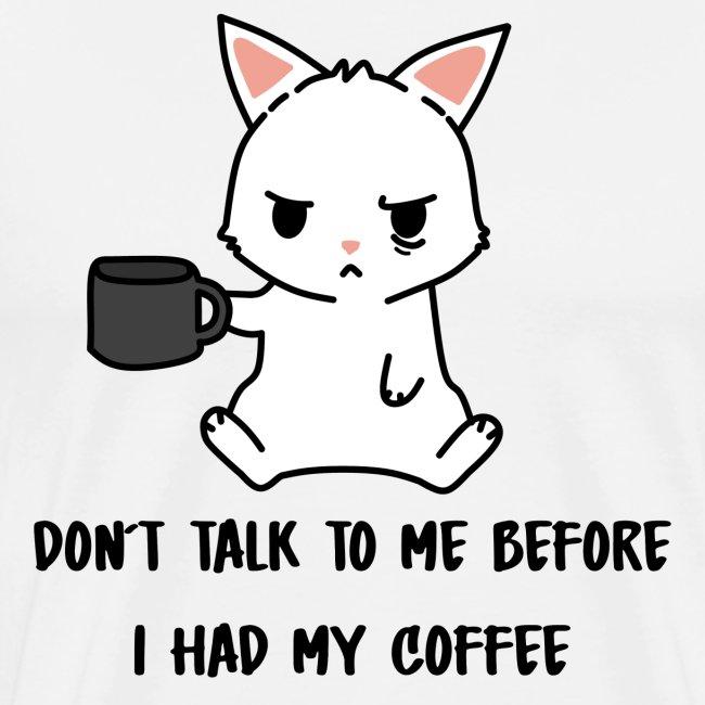 I need coffee cat joke