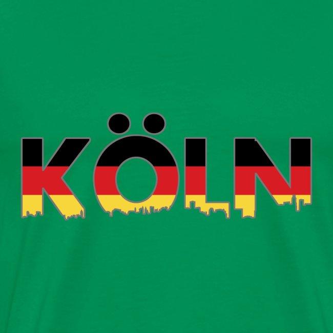 Köln Typografie