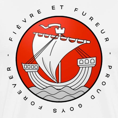 FFPGF_B - T-shirt Premium Homme