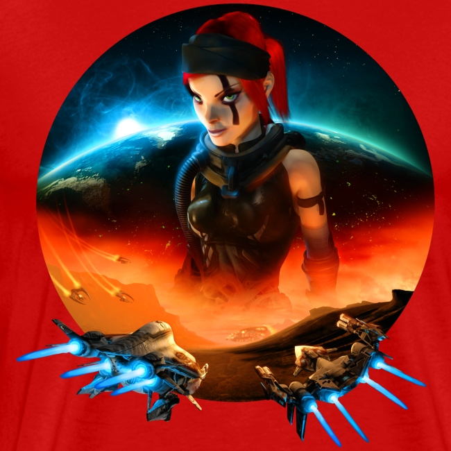 Pirate Galaxy Poster