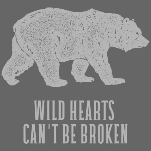 wild hearts can't be broken - Männer Premium T-Shirt
