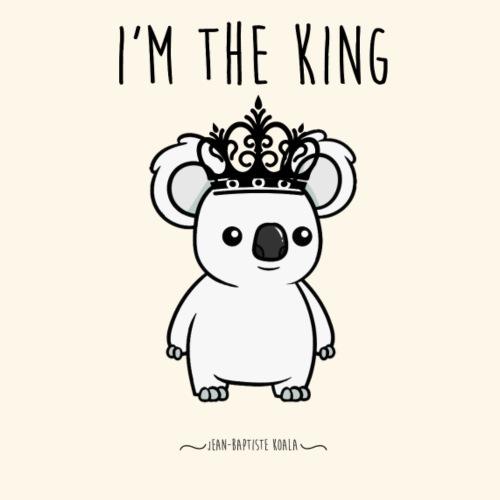 Koala king - T-shirt Premium Homme