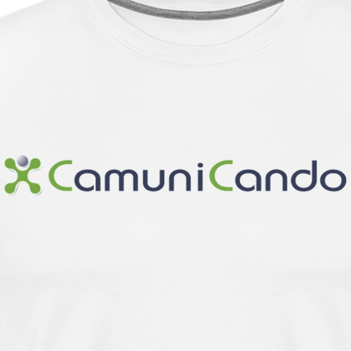 CamuniCando - Maglietta Premium da uomo