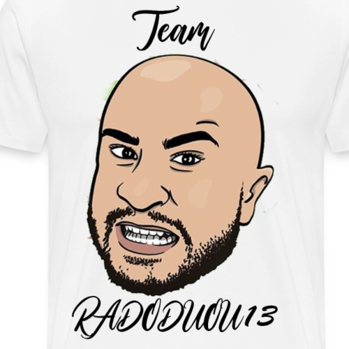 Team Radoudou13 - T-shirt Premium Homme