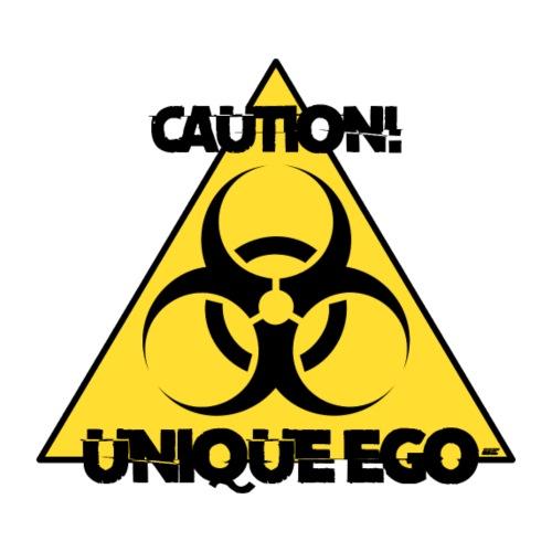 Caution! Unique Ego - The Biohazard Edition - Männer Premium T-Shirt