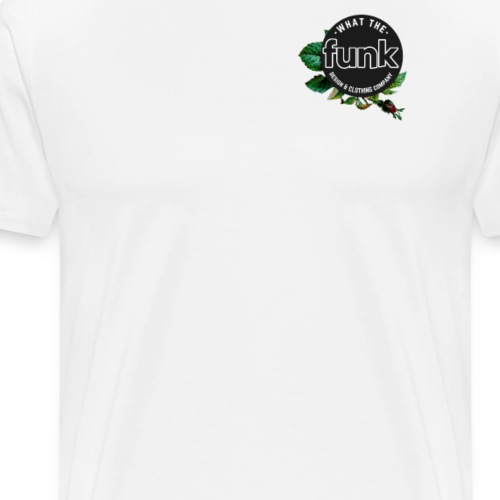 WTFunk - ROSES LOGO- Summer/Fall 2018 - Männer Premium T-Shirt