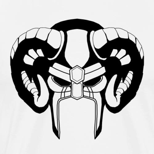 Viking noir - T-shirt Premium Homme
