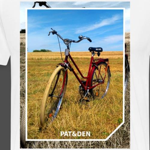 Bicycle 0PD14 - Men's Premium T-Shirt