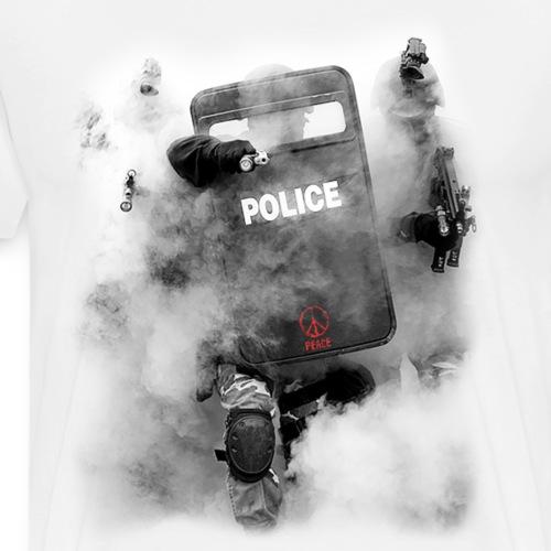 Police - Maglietta Premium da uomo
