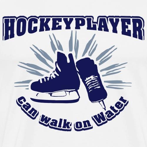 Hockeyplayer - Männer Premium T-Shirt