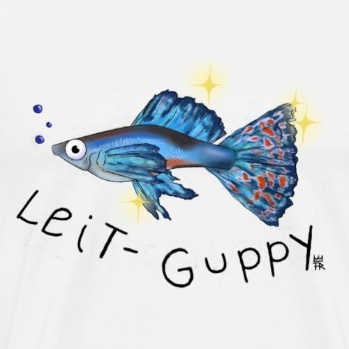 FR Leitguppy - Männer Premium T-Shirt