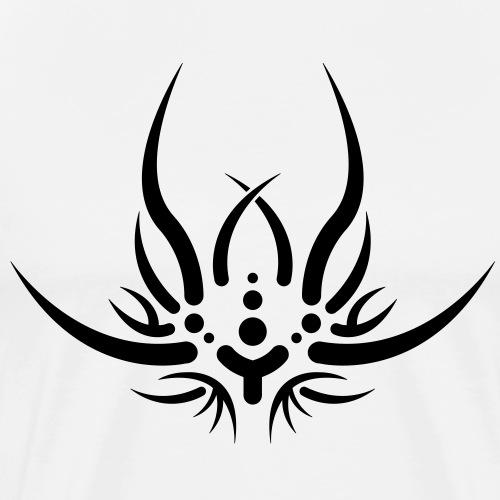 Motif Tribal 5 - T-shirt Premium Homme