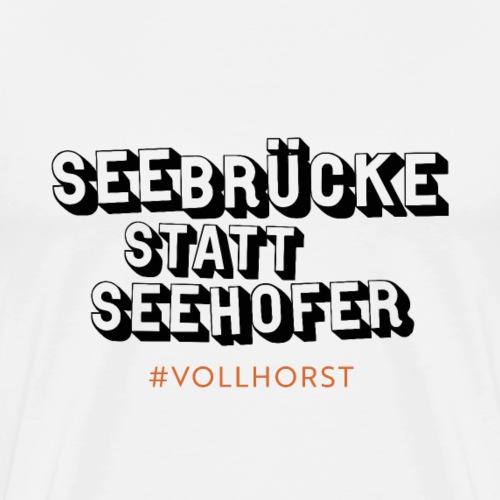 Vollhorst - Männer Premium T-Shirt