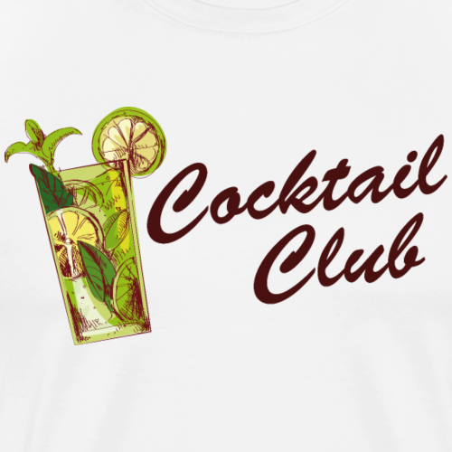 Cocktail Club - Freunde Shirt