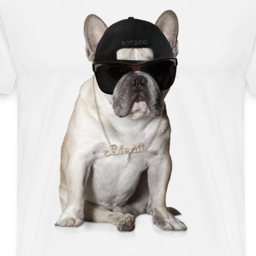 Bulldog Rap - Männer Premium T-Shirt