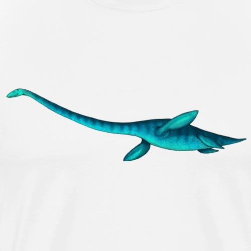 Plesiosaur - Men's Premium T-Shirt