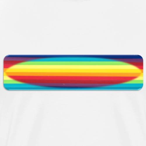 colour flip - Men's Premium T-Shirt