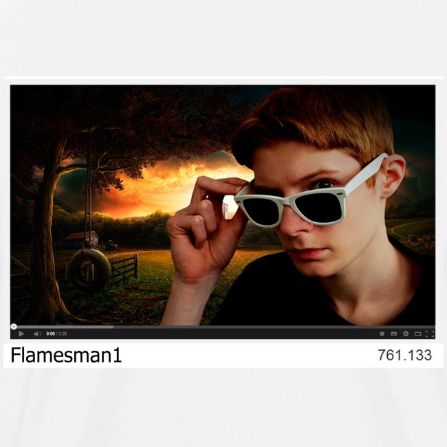 Flamesman1 på YouTube