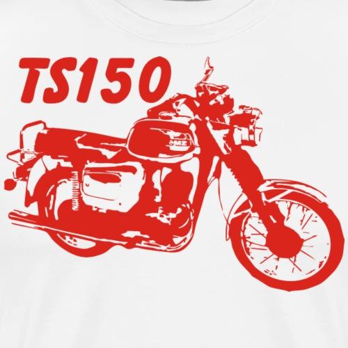 MZ TS150 - Männer Premium T-Shirt