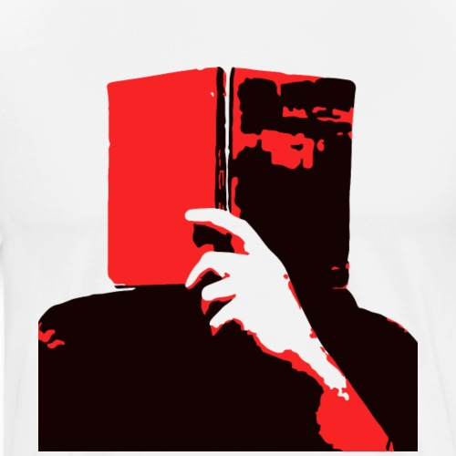 Red Book - Men's Premium T-Shirt