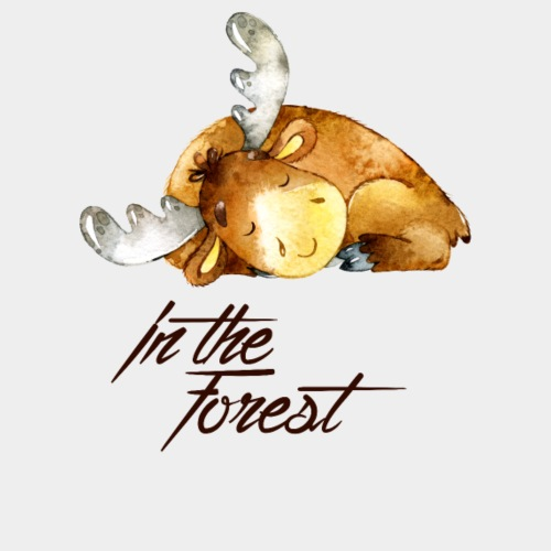 IN THE FOREST #5 - A - Männer Premium T-Shirt