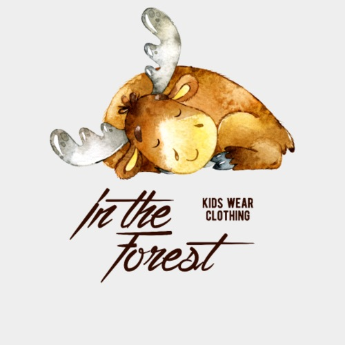 IN THE FOREST #5 - B - Männer Premium T-Shirt